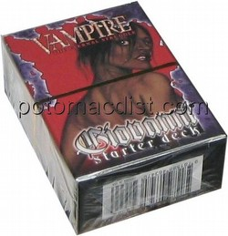 Vampire: The Eternal Struggle CCG Lords of the Night Giovanni Starter Deck