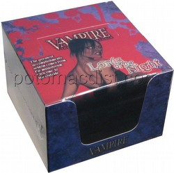 Vampire: The Eternal Struggle CCG Lords of the Night Preconstructed Starter Deck Box