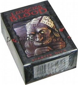 Vampire: The Eternal Struggle CCG Legacies of Blood Akunanse Starter Deck