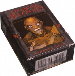 Vampire: The Eternal Struggle CCG Legacies of Blood Osebo Starter Deck