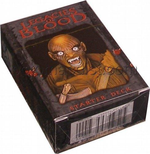 Vampire: The Eternal Struggle CCG Legacies of Blood Osebo Starter Deck