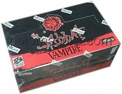 Vampire: The Eternal Struggle CCG The Sabbat Booster Box