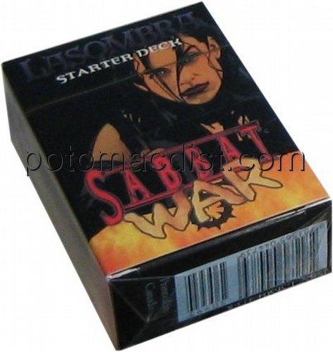 Vampire: The Eternal Struggle CCG Sabbat War Lasombra Starter Deck