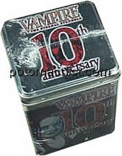 Vampire: The Eternal Struggle CCG Tenth (10th) Anniversary Set 2