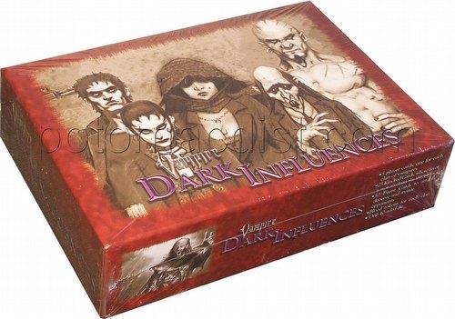 Vampire the Requiem: Dark Influences Box