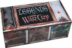 WarCry CCG: Legends of WarCry Box Set