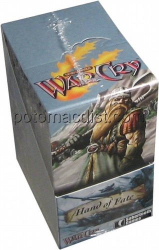 WarCry CCG: Hand of Fate Booster Box