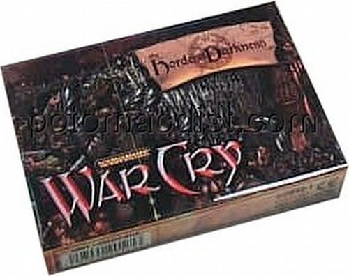 WarCry CCG: Hordes of Darkness Starter Deck