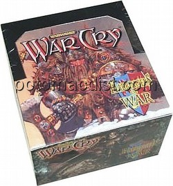 WarCry CCG: Harbingers of War Booster Box