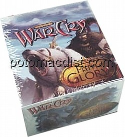 WarCry CCG: Path of Glory Booster Box