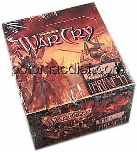 WarCry CCG: Siege of Darkness Booster Box