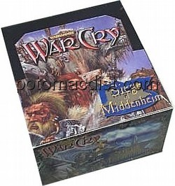 WarCry CCG: Siege of Middenheim Booster Box