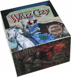 WarCry CCG: Swords of Retribution Booster Box