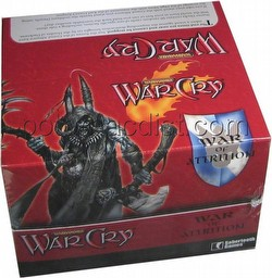 WarCry CCG: War of Attrition Starter Deck Box