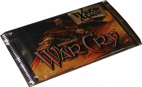 WarCry CCG:  Winds of Magic Boosters [40 pack lot]