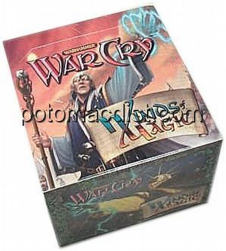 WarCry CCG:  Winds of Magic Booster Box