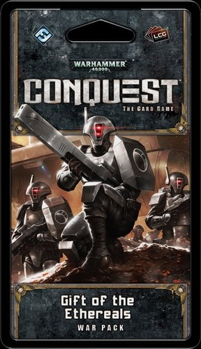 Warhammer 40K Conquest LCG: Warlord Cycle - Gift of the Ethereals War Pack