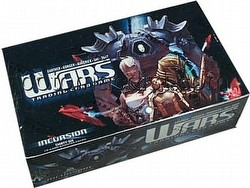 WARS Trading Card Game: Incursion Booster Box