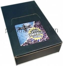 WCW Full Impact Wrestling Card Game Box [12 decks]