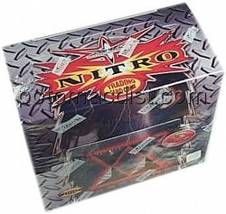 WCW Nitro: Hardcore Booster Box