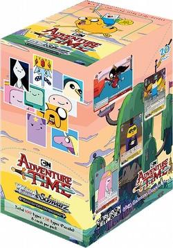 Weiss Schwarz (WeiB Schwarz): Adventure Time Booster Box [English]