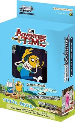Weiss Schwarz (WeiB Schwarz): Adventure Time Trial Deck+ [English]