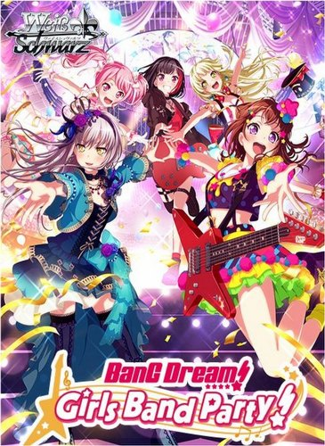 Weiss Schwarz (WeiB Schwarz): Bang Dream! Girls Band Party! MULTI LIVE Booster Box [English]
