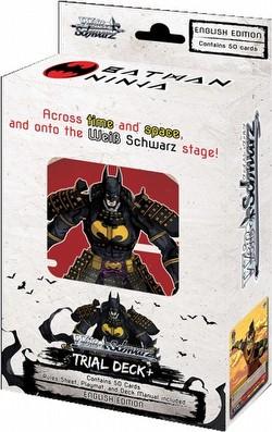 Weiss Schwarz (WeiB Schwarz): Batman Ninja Trial Deck+ [English]