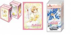 Weiss Schwarz (WeiB Schwarz): Cardcaptor Sakura: Clear Card Supply Set Box