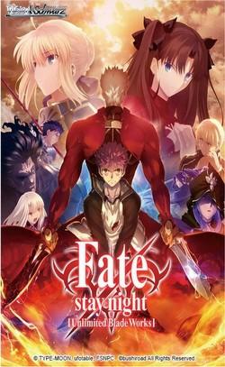 Weiss Schwarz (WeiB Schwarz): Fate/stay night Volume 2 (Vol. II) Booster Case [English/16 boxes]