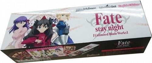 Weiss Schwarz (WeiB Schwarz): Fate/stay night Volume 2 (Vol. II) Meister Set Box [English]