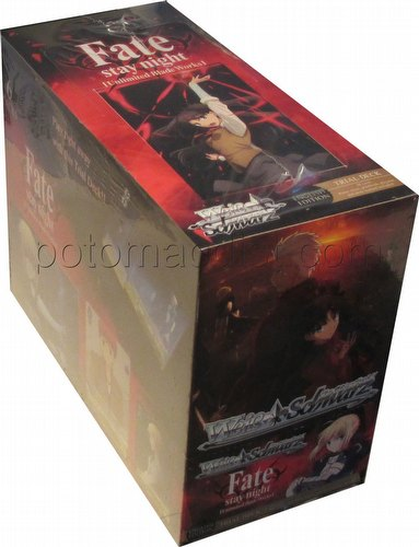 Weiss Schwarz (WeiB Schwarz): Fate/stay night [Unlimited Blade Works] Trial Deck Box [English]