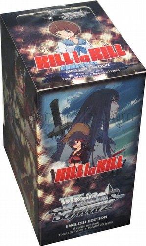 Weiss Schwarz (WeiB Schwarz): Kill la Kill Booster Box [English]
