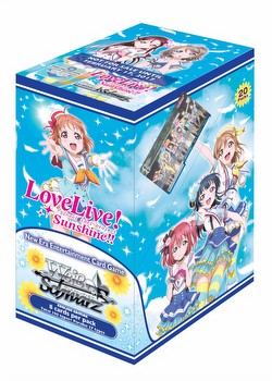 Weiss Schwarz (WeiB Schwarz): Love Live! Sunshine Booster Box [English]