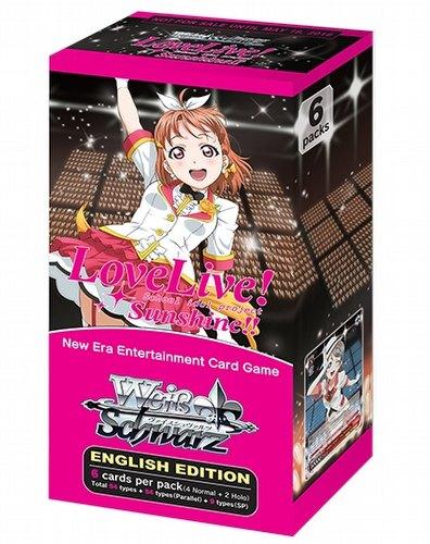 Weiss Schwarz (WeiB Schwarz): Love Live! Sunshine Extra Booster Box [English]