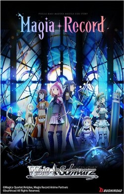 Weiss Schwarz: TV Anime Magia Record - Puella Magi Madoka Magica Side Story Booster Box [Eng]