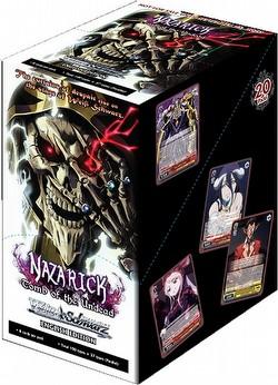 Weiss Schwarz (WeiB Schwarz): Nazarick: Tomb of the Undead Booster Box [English]