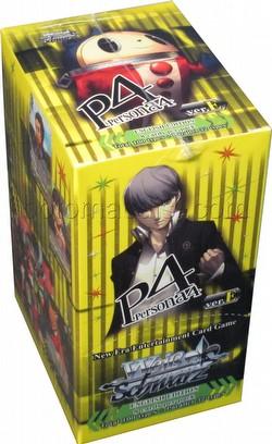 Weiss Schwarz (WeiB Schwarz): Persona 4 Ver. E Booster Box [English]