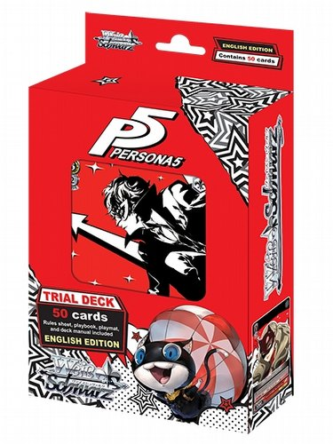 Weiss Schwarz (WeiB Schwarz): Persona 5 Trial Deck Box [English]