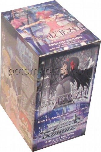 Weiss Schwarz (WeiB Schwarz): Puella Magi Madoka Magica The Movie - Rebellion Booster Box [English]