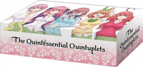 Weiss Schwarz (WeiB Schwarz): The Quintessential Quintuplets Set [English]