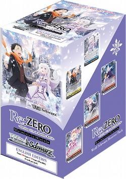 Weiss Schwarz (WeiB Schwarz): Re: Zero - Starting Life in Another World Memory Snow Booster Box