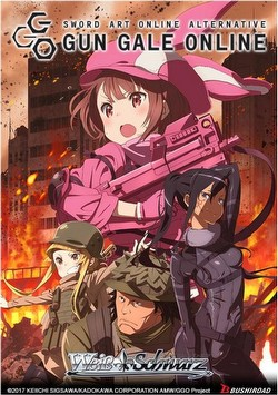 Weiss Schwarz (WeiB Schwarz): SAO Alternative - Gun Gale Online Booster Case [English/16 boxes]