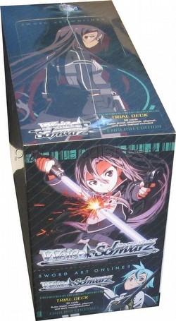 Weiss Schwarz (WeiB Schwarz): Sword Art Online II Trial Deck Box [English]