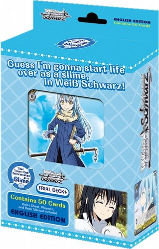 Weiss Schwarz (WeiB Schwarz): That Time I Got Reincarnated as a Slime Trial Deck+ [English]