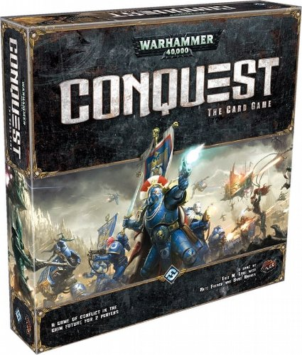 Warhammer 40K Conquest LCG: Core Set Box