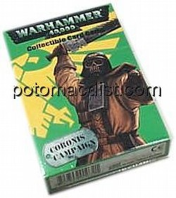 Warhammer 40K CCG: Coronis Imperial Guard Starter Deck
