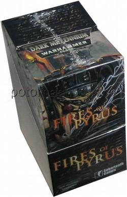 Warhammer 40K CCG: Dark Millenium Fires of Pyrus Booster Box