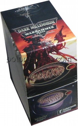 Warhammer 40K CCG: Dark Millenium Shadows of the Warp Booster Box