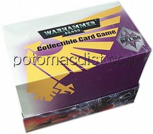 Warhammer 40K CCG: Battle for Delos V Starter Deck Box